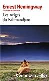 Les Neiges du Kilimandjaro ; suivi de Dix indiens et autres nouvelles