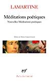 Méditations poétiques ; Nouvelles méditations poétiques ; suivies de Poésies diverses